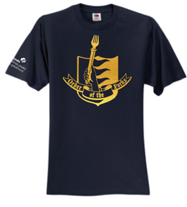 ORDER OF THE FORKS T-SHIRT - 7917