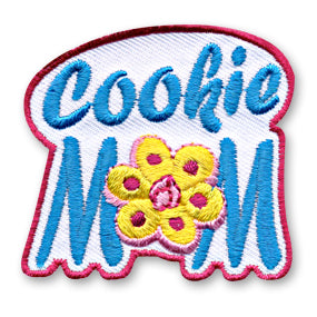 COOKIE MOM PATCH - SL2536