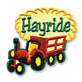 HAYRIDE PATCH - SL3017