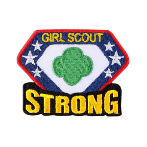 2020 GIRL SCOUT STRONG PATCH - 58691