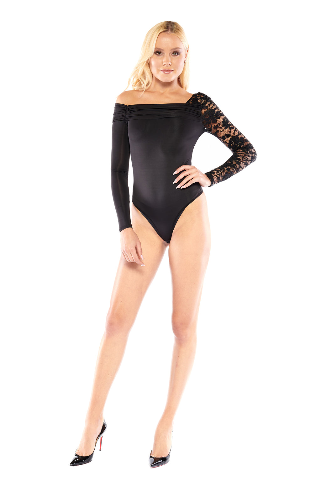 The Yasmeen Bodysuit