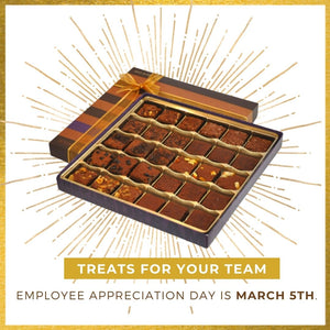 Chocolate Employee Appreciation Gifts