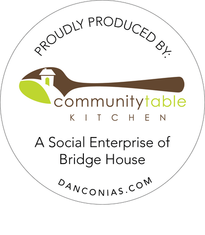 Social impact gifts that make a real difference. Chocolate brownies.