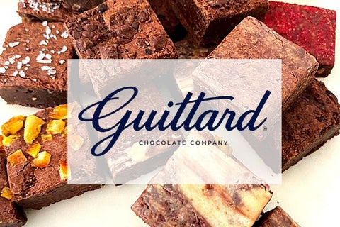Brownie Gifts Made with Guittard Chocolate