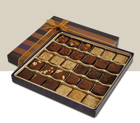 30 Truffle Brownies - Locally Made Gift Collections