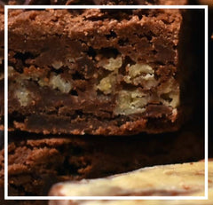 cookie dough truffle brownies national cookie dough day