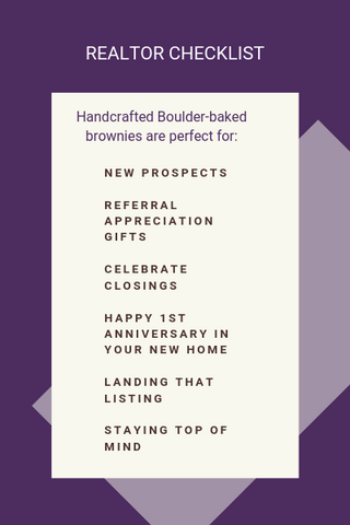 Realtor Client Gifting Checklist
