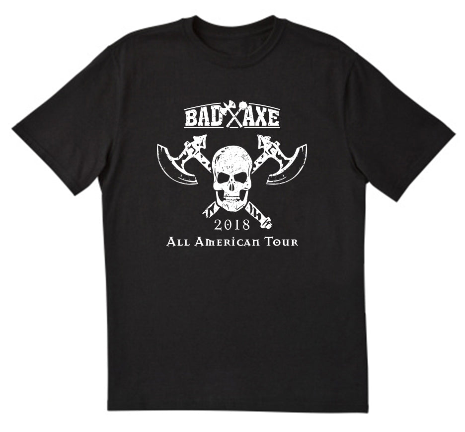 Bad Axe Restoration Products Announces 2018 Commemorative Shirt