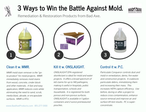 3 Ways to win the Battle Against Mold