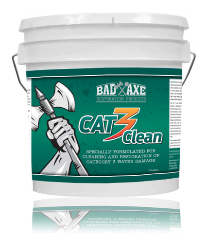 Bad Axe CAT 3 Clean