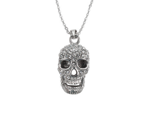 Stainless Steel Skull Bling