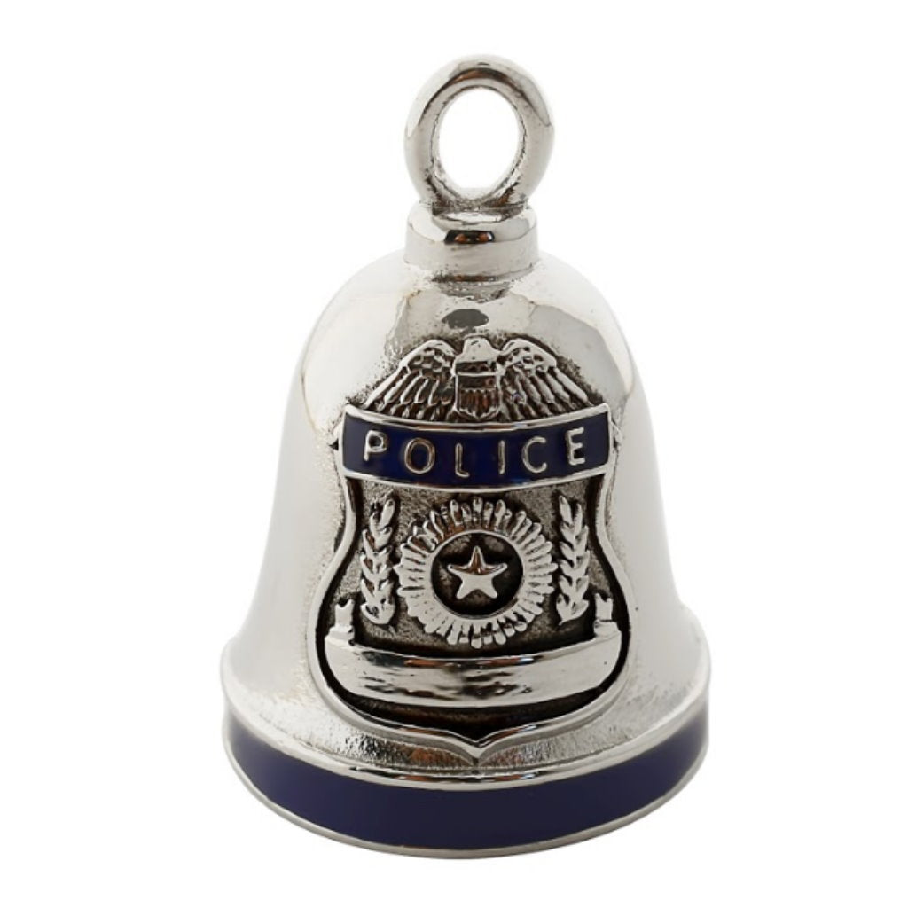 SK5337 Ride Bell® Police Edition Stainless Steel