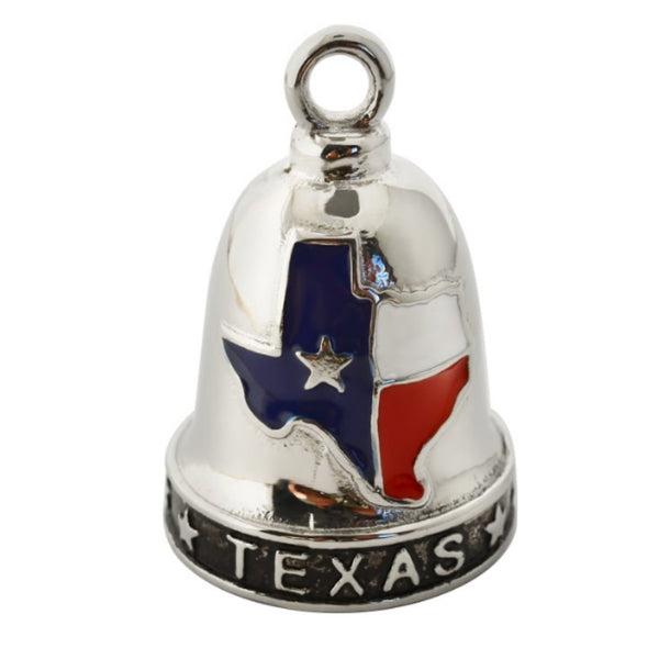 SK5341 Ride Bell® State Of Texas Stainless Steel