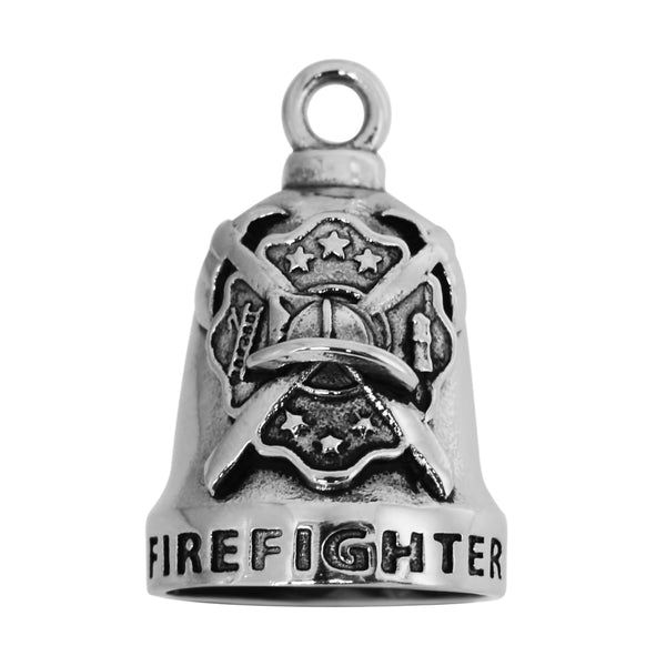 SK5339 Ride Bell® Firefighter Stainless Steel