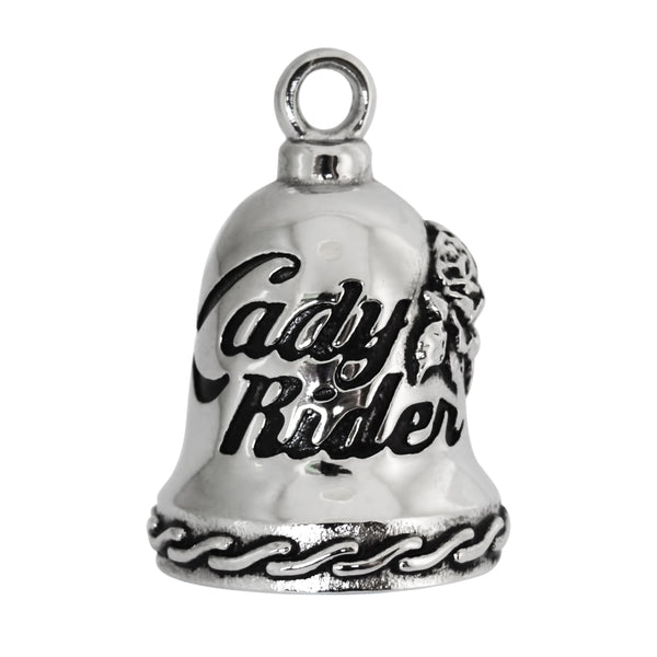 SK5340 Ride Bell® Lady Rider Stainless Steel