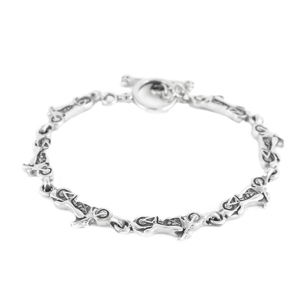 SK1373 Ladies Bracelet All Bikes  Stainless Steel Motorcycle Jewelry
