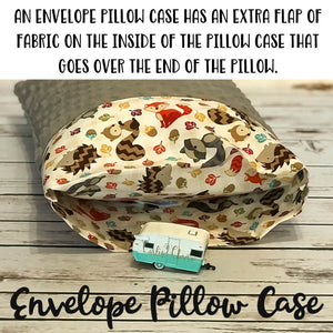 Envelope Pillow Case