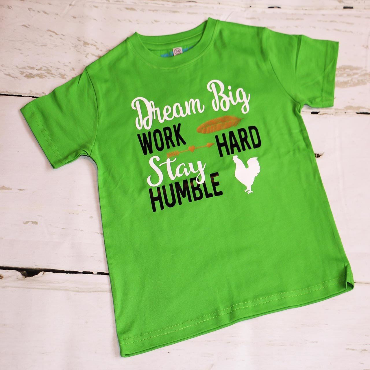 Dream Big Chicken T-Shirt