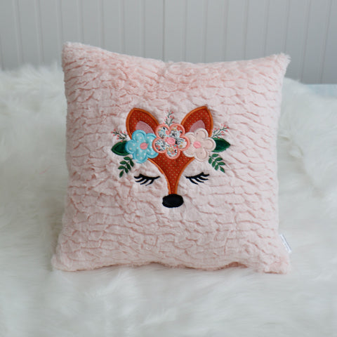Fox Pillow - Carli's Closet