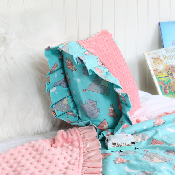 Camp Wee One Pillowcase - Carli's Closet