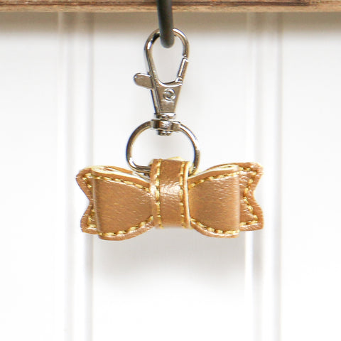 Bow Key Chain Handmade by Carli's Closet