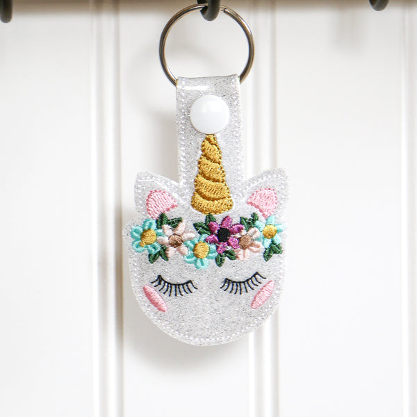 Unicorn Key Ring - Carli's Closet