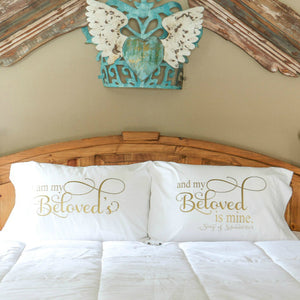 Song of Solomon His and Hers Pillowcase Set - Carli's Closet