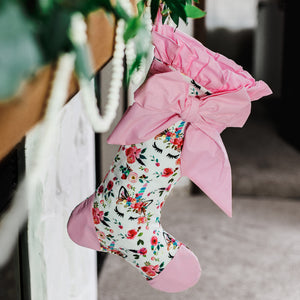 Unicorn Christmas Stocking