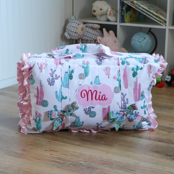Personalized Nap Mat Roll Up Handmade By Carli's Closet