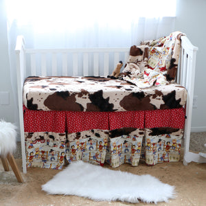 Western Cowboy Bedding Set