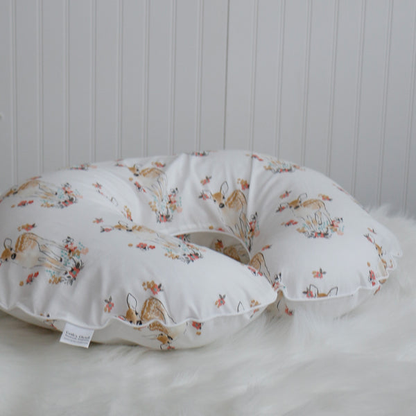 Woodland Animal Boppy Pillow Cover - Carli's Closet