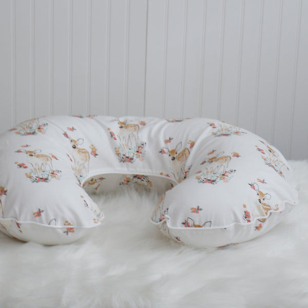 Forest Friends Boppy Pillow Slip Cover - Carli's Closet