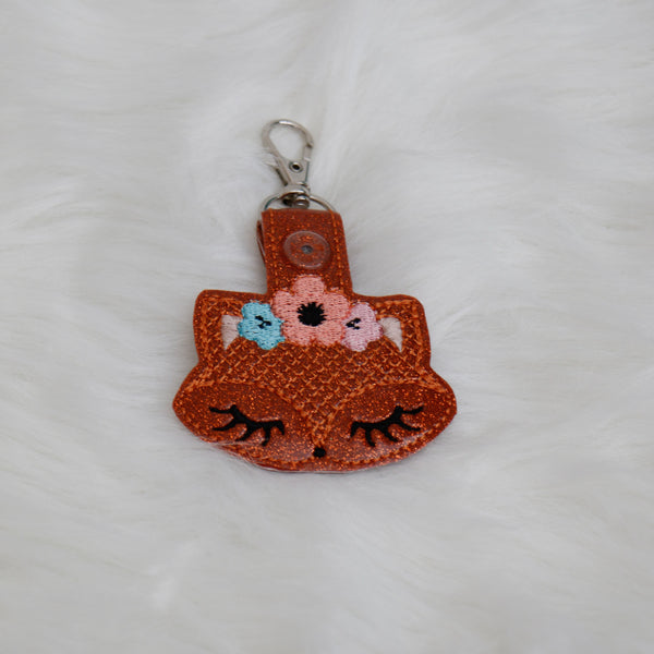 Fox Key Ring - Carli's Closet