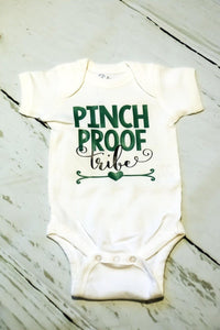 Pinch Proof Tribe Infant Child Tee - Carli's Closet