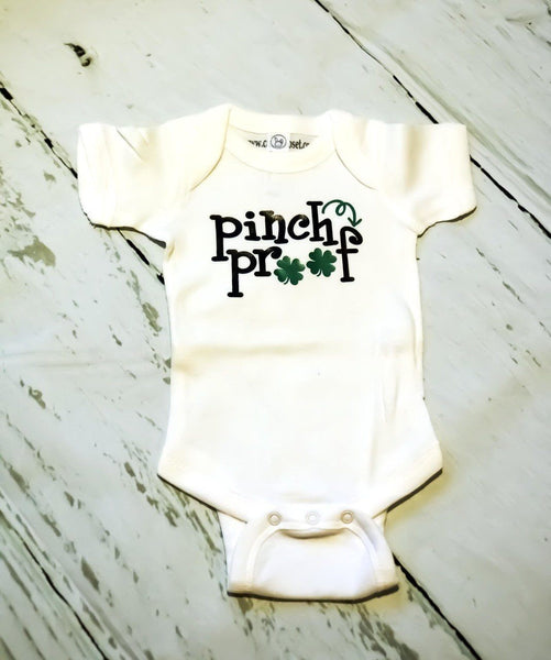 Pinch Proof Infant Child Tee