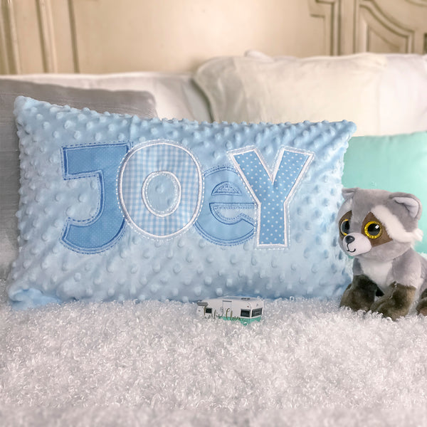 Personalized Name Pillow - Carli's Closet