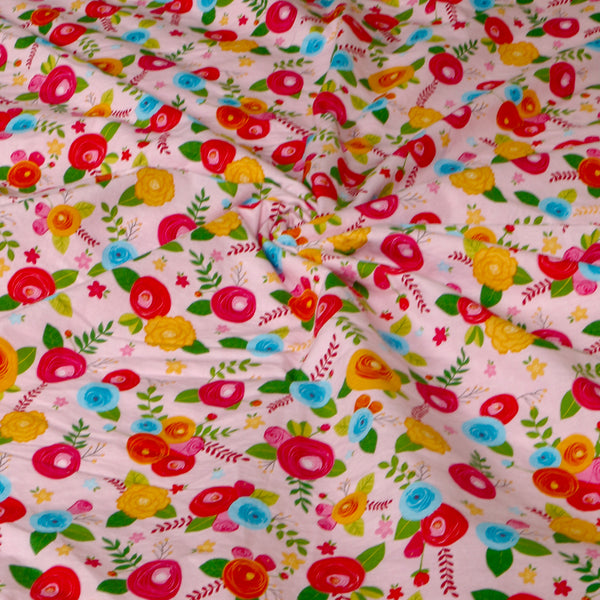 Riley Blanket Simply Happy Nap Mat Fabric Handmade by Carli's Closet