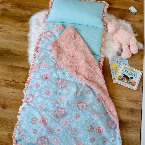 Daycare Sleep Mat Roll Up Handmade By Carli's Closet
