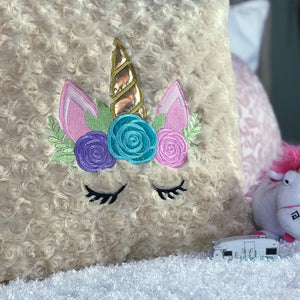 Unicorn Pillow Cream - Carli's Closet