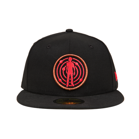 KID CUDI x NEW ERA MOON MAN FITTED HAT