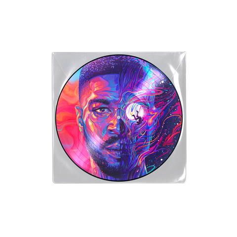 Man on the Moon III: The Chosen Picture Disc