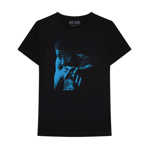 BLUE PHOTO T-SHIRT