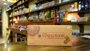 Incienso Sandalwood, Goloka
