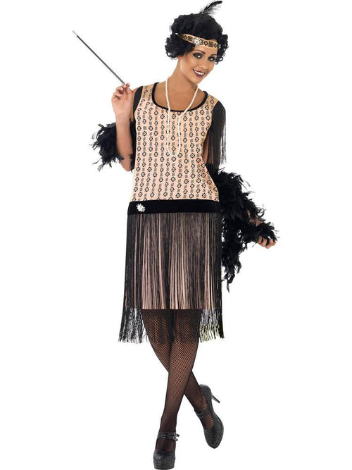 1920s Coco Flapper Dress Costume