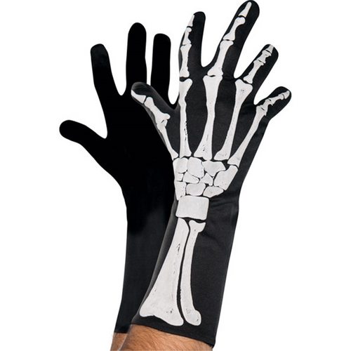 Skeleton 3D Gloves