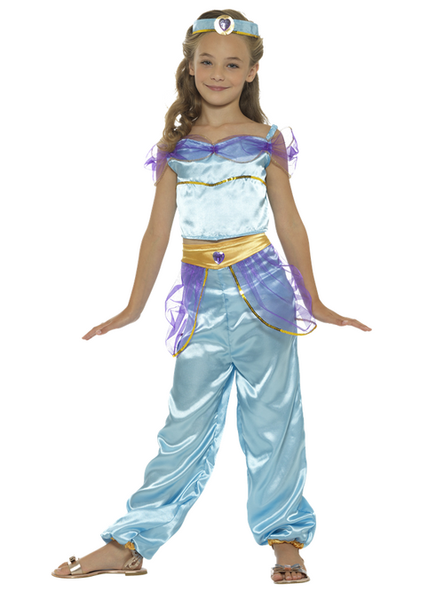 Arabian Princess - Child Costume
