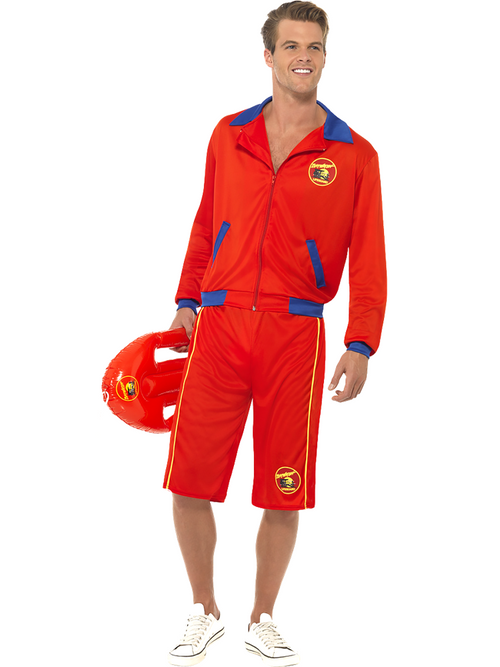 Baywatch Beach Lifeguard Costume