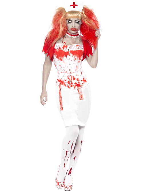 Blood Drip Nurse - Costume