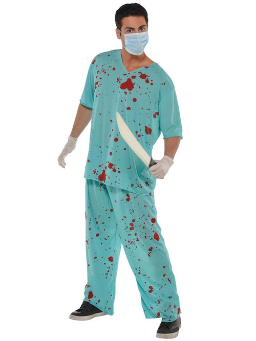 Bloody Scrubs - Costume
