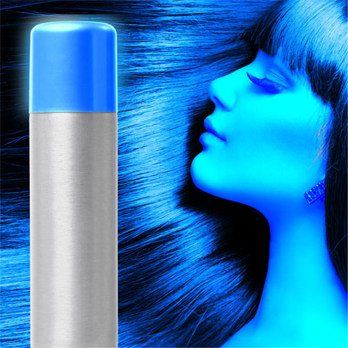 Blue UV Hair & Body Spray